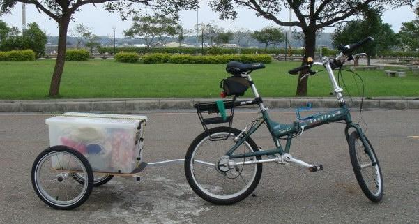 无链条自行车 轴传动自行车 77bike.com折叠交流网 中国第一折叠自行图片